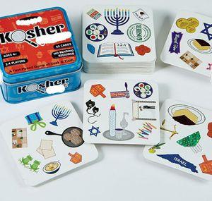 Brand New Jewish game like spot it New Judaica for Sale in Phoenix, AZ
