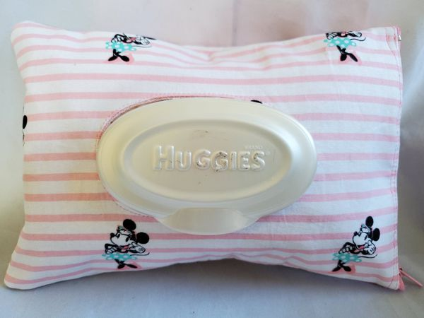 Minnie Mouse Wipes Cover