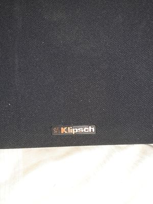 Klipsch center piece for a home system for Sale in San Jose, CA