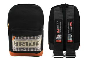 BRAND NEW BRIDE TYPE R BLACK BACKPACK UNISEX 🎒 for Sale in City of Industry, CA