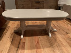 Vintage Solid Wood Coffee Table for Sale in Columbus, OH
