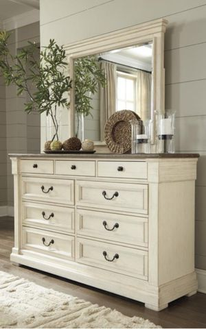 Bolanburg Antique White Dresser for Sale in Austin, TX