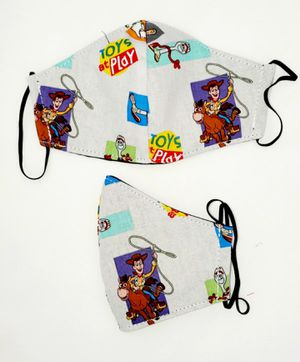 TOY STORY FACE MASK FOR KIDS (2YRS-7YRS OLD) for Sale in Norwalk, CA