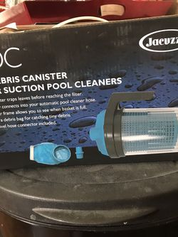 Jacuzzi Debris Pool Canister for Sale in Las Vegas,  NV