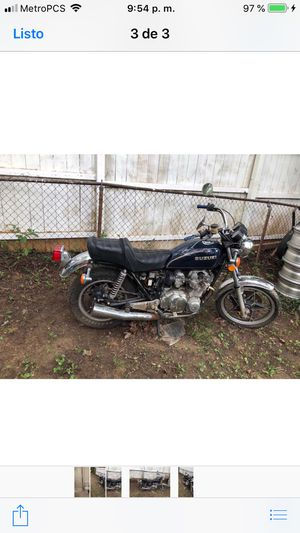Moto en venta for Sale in Silver Spring, MD