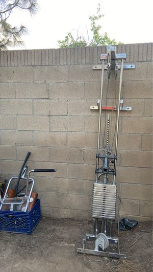 Pulley workout machine for Sale in Costa Mesa, CA