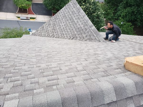 We do Siding, roofing and gutter jobs
