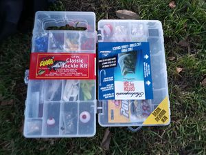 🔥2 BRAND NEW🔥 Tackle Kits🎣🐟 for Sale in Costa Mesa, CA