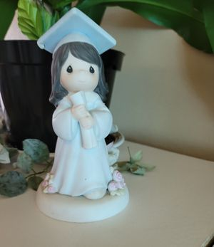 """Graduation, Porcelain, """"Precious Moments"""" doll for Sale in Irvine, CA"""