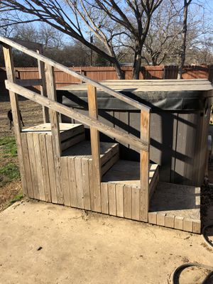 2 seat Barefoot Swimspa for Sale in Fort Worth, TX