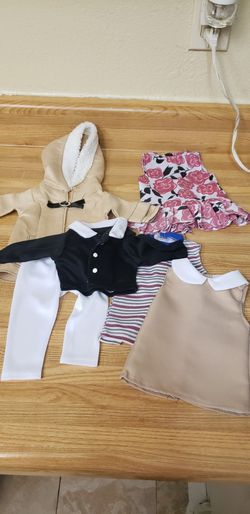 """DOLL CLOTHES FOR 18"""" TALL for Sale in Hayward,  CA"""