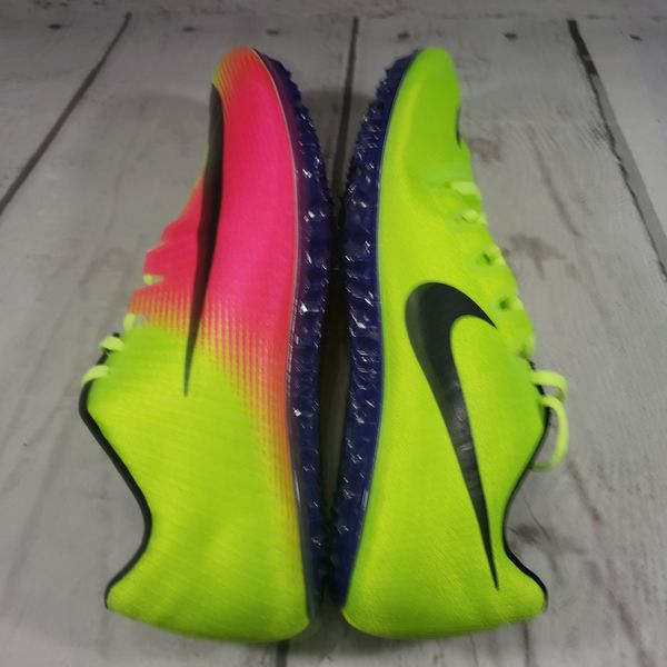 Nike Shoes Size 12.5 Men Zoom JA Fly 3 OC Track Sprint 882032-999 New No Spikes New Without Box NWOB