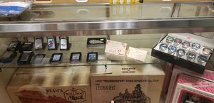 Zippo lighters $20 NFL watches $20 ea Bulldog Mack fire engines $95 each with boxes for Sale in Grayson, GA
