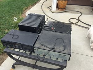 Stereo system 4 pieces with remote control $40.00 for Sale in Ontario, CA