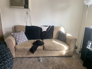2 piece Couch set need gone by next week! for Sale in Arvada, CO