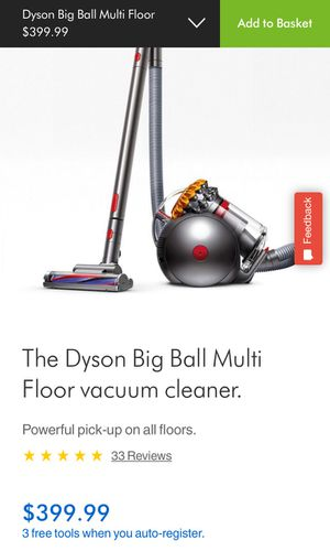 Dyson vacuum for Sale in West Palm Beach, FL