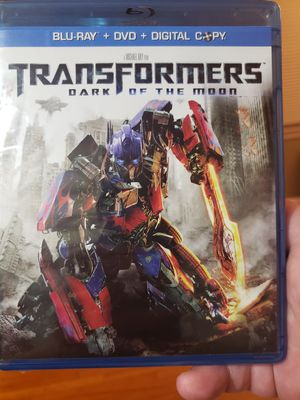 Transformers Dark Of The Moon Bluray for Sale in Minneapolis, MN