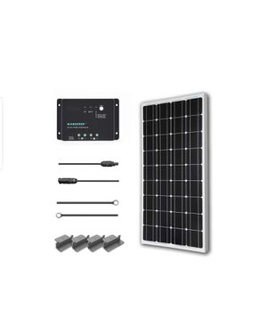100 Watt 12v RV Solar Panel Kit (Installation included) $499 for Sale in Burbank, CA