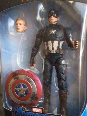 Marvel Legends Captain America w/ Hammer! for Sale in Henderson, NV
