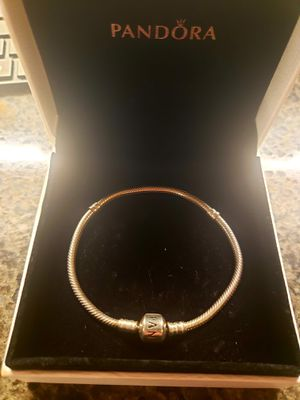 Sterling silver Pandora Charm Bracelet for Sale in Murfreesboro, TN