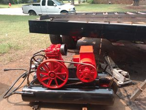 Emglo air compressor for Sale in Oklahoma City, OK