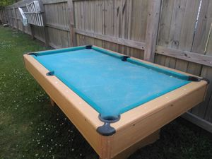 Child's Real Pool table for Sale in Virginia Beach, VA