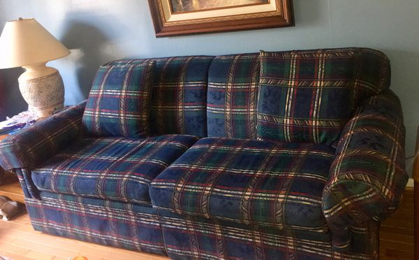 Lazy boy couch