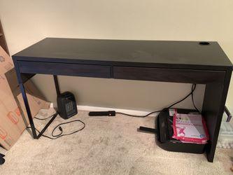 IKEA Micke desk black for Sale in Orange,  CA