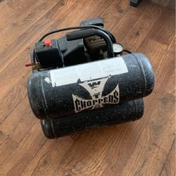 Twin Tank Compressor for Sale in Bakersfield,  CA