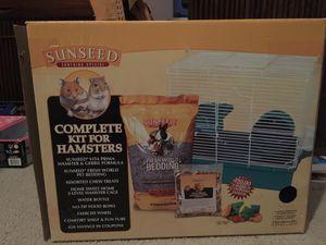 Hamster kit for Sale in Columbia, SC