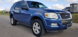 2009 FORD EXPLORER 4X4 CLEAN for Sale in San Antonio, TX