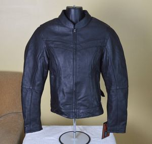 NEW Women's Leather Motorcycle Jacket (size SM) for Sale in Northwest Plaza, MO