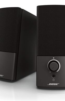 Bose Companion 2 Series III Multimedia Speakers for Sale in Corona,  CA