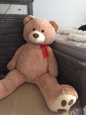 Extra Large Teddy Bear for Sale in Chula Vista, CA