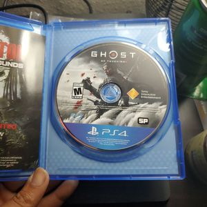 Ps4 Ghost Of Tsushima for Sale in Baton Rouge, LA