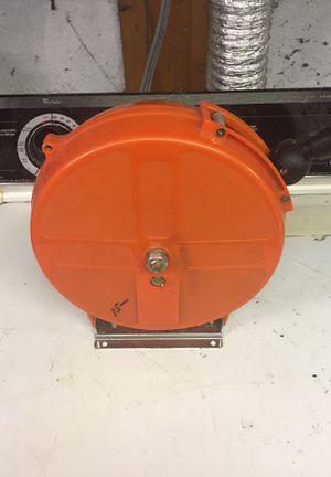 Air hose on a reel air compressor hose for Sale in East Windsor, CT