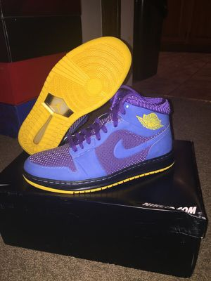 """DS Jordan 1 """"Skeletor"""" Nike ID 1-OF-1 Size: 9.5 (No Trades) for Sale in Pittsburgh, PA"""