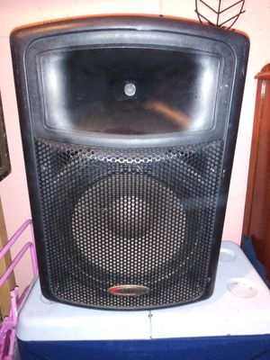Harbinger APS15 active powered speaker for Sale in Richmond, CA