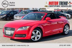 2008 Audi TT for Sale in Los Angeles, CA