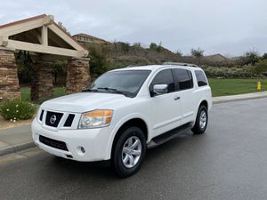 2008 Nissan Armada CLEAN TITLE for Sale in Grand Terrace, CA