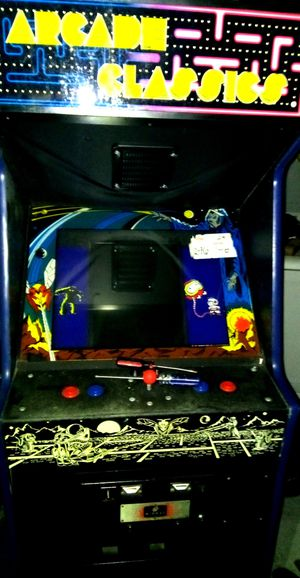 Rare vintage retro stand up arcade games!! These specific three are rare, and they don't make them anymore! All working condition! for Sale in Godfrey, IL