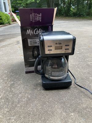 Mr. Coffee maker for Sale in Roswell, GA