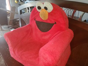 Elmo kid plush chair for Sale in Benbrook, TX