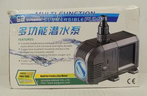 SUNSUN HJ-4500 Multi Function Submersible Pump, for Aquariums, Fountains or Ponds. for Sale in Modesto, CA