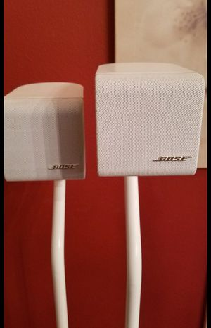 Bose Stand speakers (Set of 2) for Sale in Houston, TX