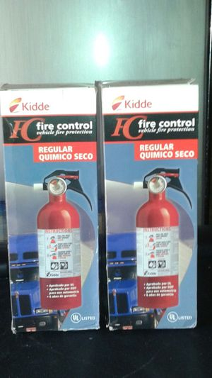 Few left Dry Chemical fire Extinguisher for Sale in Detroit, MI