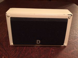 Vintage Desktop Loudspeaker Systems Inc. Speaker for Sale in Salt Lake City, UT