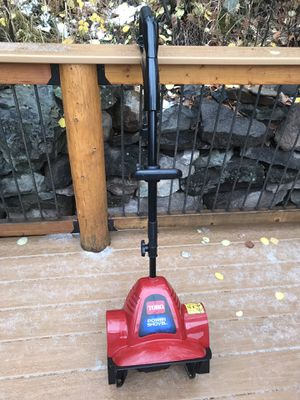 Toro Electric Power Shovel for Sale in Ridgway, CO