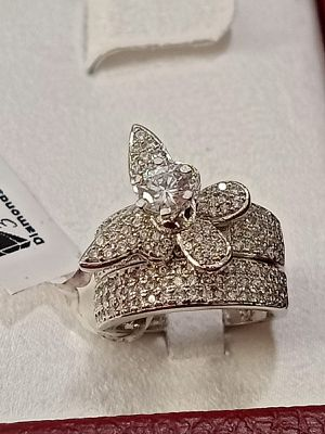 Wedding ring set for Sale in Fullerton, CA