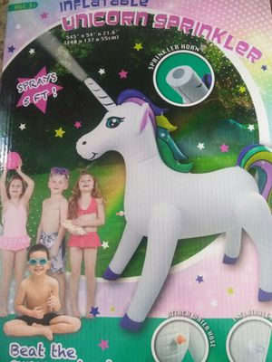 UnicornSprinkler for Sale in Stockton, CA